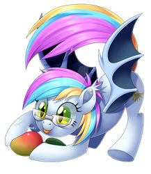 Squeaky Mango by Centchi
