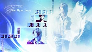 Kim Hyun Joong Wallpaper .2 by demeters