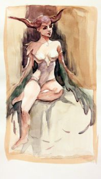 MGC fave: Harpy by taho