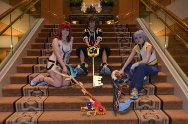 Thats the power of the keyblade by caking93