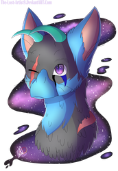 .:Iris!:. (TLG OC Commission) by The-Lost-Artist9