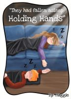 'Holding Hands' by MargaHG