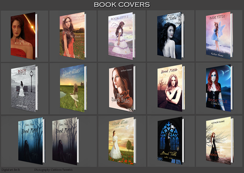 Book Covers by Gee-X