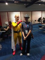 One punch man! by LovelyBunny-17