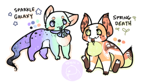 Venin collab adopt AUCTION [closed] by beanlet
