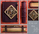 Eye Of Ra Book by versarnwen