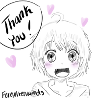 Thank you emote by ForgottenWinds