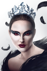 Black Swan by nom-nom-pancake