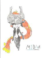 Midna 2 by DeppObession10