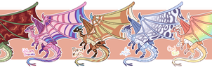 [3/5 open] more pipling adopts !! by tosaking