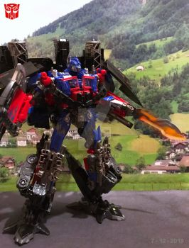 Jetpower Optimus Prime II
