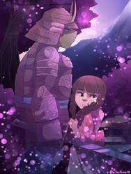 Lone Wolf and Cub by Shellsweet
