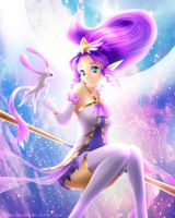 Star Guardian Janna by RebeccaAlexa
