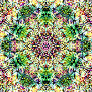 MadFractalist power mandala remix by Valpigle