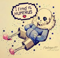 Humerus Sans by andropov97