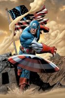 CaptainAmerica by GURU-eFX