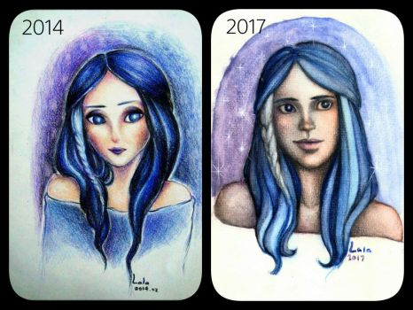 2014 / 2017 by Lalawu29