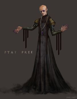 Game of Thrones: Pyat Pree by monsterling