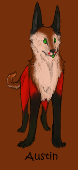 Austin -updated AND breedable- by MaggotsPlz