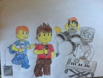 The Band  by JKeith426