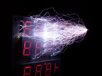 Sparc a Display to Light by corvintaurus