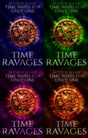 Time Ravages (Premade) [colors] by Pennywithaney