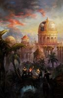 The Fifth Empire of Man by AlexRaspad