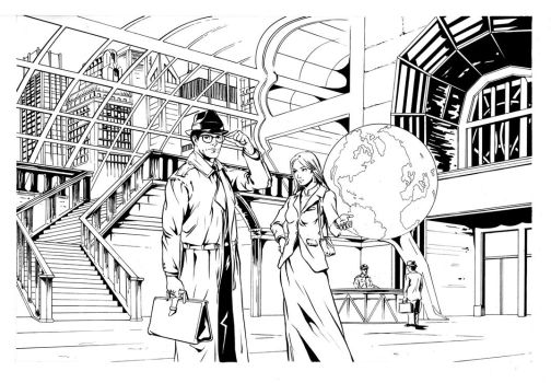 the daily planet by GIO2286