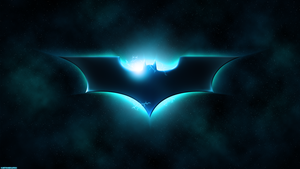 The Dark knight space by xCustomGraphix