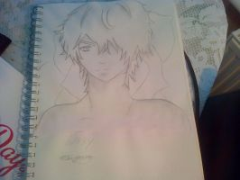 Garry drawing (another one) by epicbubble7