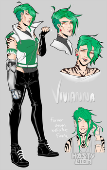 [DSR: RELOADED] Vivianna by HastyLion
