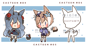 CLOSED: Cacteeny Adopts Set Price by miolet