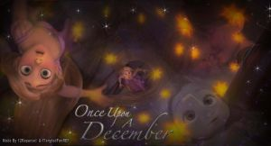 Rapunzel's Once Upon a December by x12Rapunzelx
