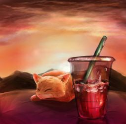 Passion Tea by Tijopi11