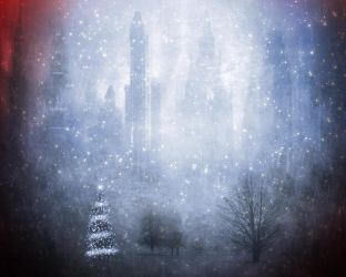 Christmas in the city by urbanbushido