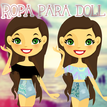 Ropa para doll #6 by tutorialescrazy
