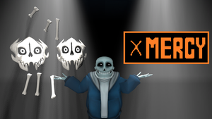 Sans Can't Decide by The-Watcher5292