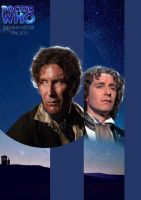 Doctor Who - The Eighth Doctor by StrangeHumanCake