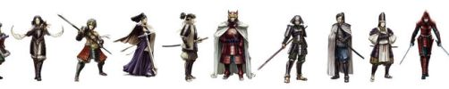 The ancient Japanese warlords by kometani