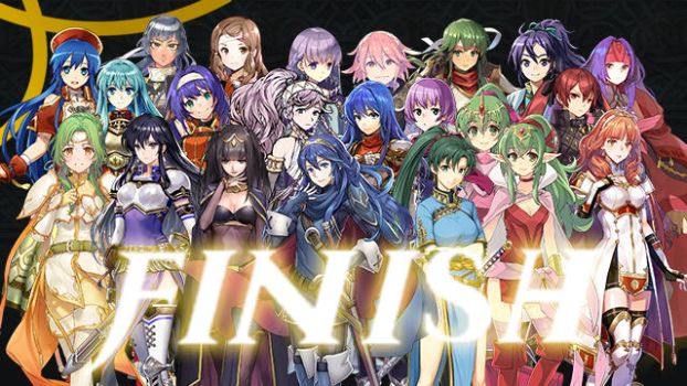 FEH Red Units Competition by GagManZX
