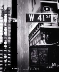 Stop and Go _W 41 ST by galipwolkan