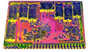 Integrated Circuit Inside by attilasebo
