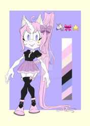 Adoptable: Unicorn (CLOSED) by BAD-pink