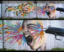 Shoot FACE by Wator