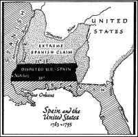 Spain and the United States 1783-1795 by haloeffect1
