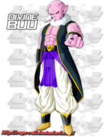 Divine Buu by ruga-rell
