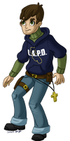 Christopher (Spectral Lake) by InkRose98