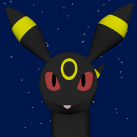 Umbreon by SiverCat