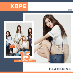 Photopack 28654 - Blackpink by southsidepngs