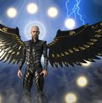 WINGED RUNE CHARACTER WERBIE GIF by 12CArt